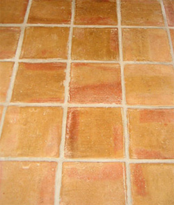 Terra Cotta Floor Tile | Ceramic/Porcelain | Winston-Salem, NC ...