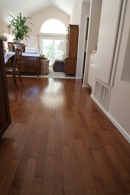 Mirage Hardwood Floor