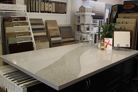 Visit old town flooring located in tustin ca for all your - Silestone showroom ...