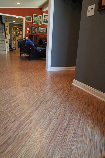 Tarkett Seagrass Laminate floor