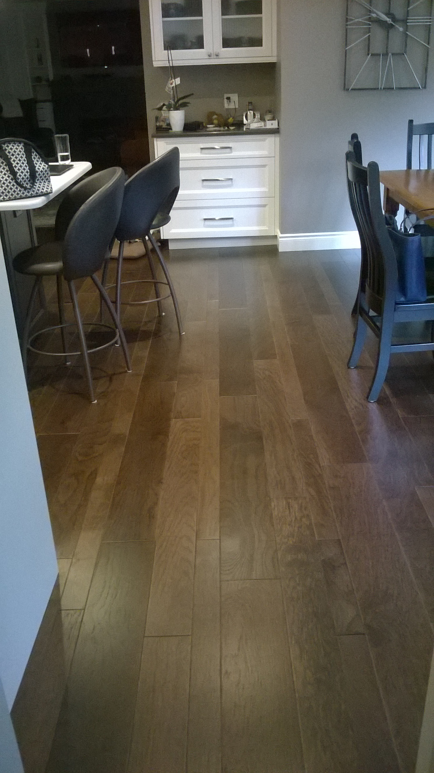 Hickory 7 5 3 Combo Engineered Hardwood Plank With Scuff Resist Platinum