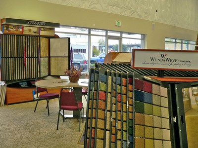 Crown Carpets Flooring Showroom