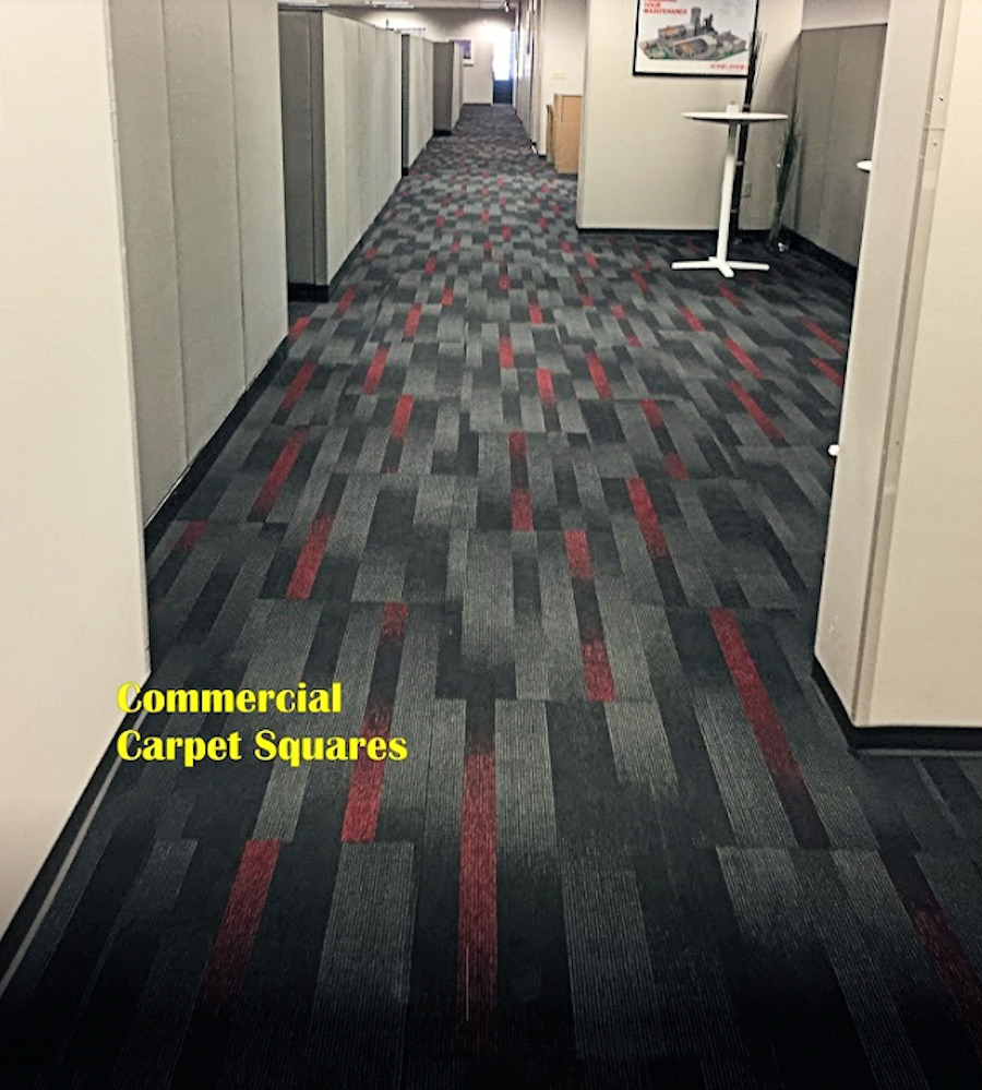 Click here to view promotional item, Carpet Tile - Continuum (Energy)