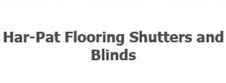 Har-Pat Flooring Shutters and Blinds