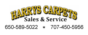 Harry's Carpets ~ Burlingame