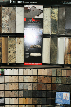 the least expensive countertop option laminate countertops come in a variety of colors patterns and grades which make them an affordable and stylish - Least Expensive Countertops