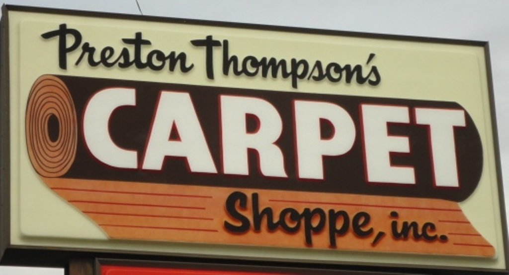 Preston Thompson's Carpet Shoppe