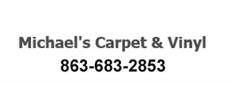 Welcome to Michael's Carpet and Vinyl...