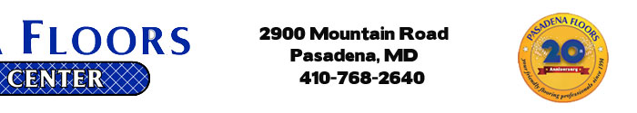 Welcome To Pasadena Floors Your Friendly Flooring Professionals