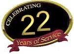Celebrating 22 Years of Service in Tallahassee, Florida