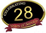 Celebrating 28 Years of Service in Raleigh, NC