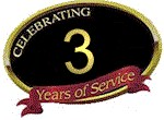 Celebrating 3 Years of Service in Raleigh, NC