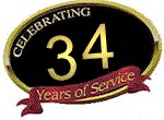 Celebrating 34 Years of Service in Abilene, TX