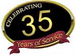 Celebrating 35 Years of Service in Abilene, TX