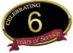 Celebrating 6 Years of Service in Raleigh, NC